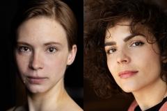 Caroline Siebert und Phela