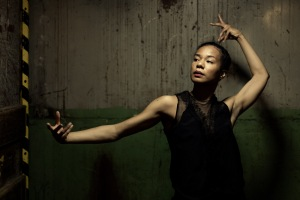 Lois Alexander - dance two